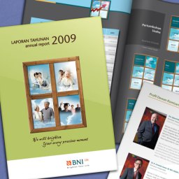 BNI Life Annual Report 2009