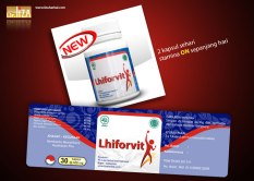 Kemasan Lhiforvit - Liza Herbal