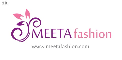 Logo Meeta Fashion