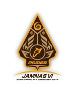 Logo Jambore Nasional Prides ke-6