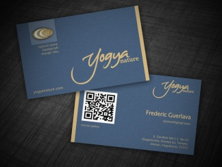 Name Card - Yogyanature