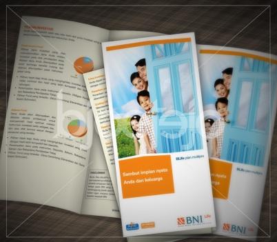 Brosur BNI Life - BLife Plan MultiPro