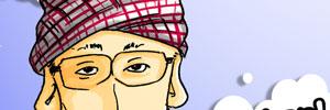 bjoetejo, ilustrasi, karikatur, kartun indonesia, aa gym