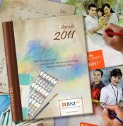 Buku Agenda BNI Life