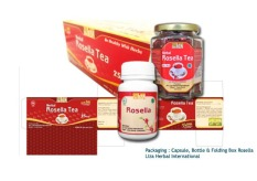 kemasan rosella tea liza herbal